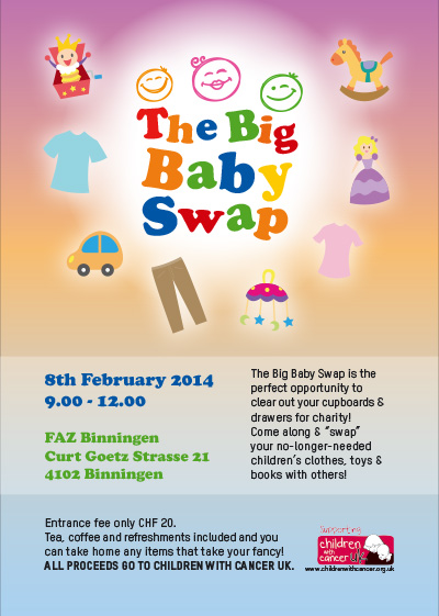 Charity event in Basel - kids clothes, toys & books ...
