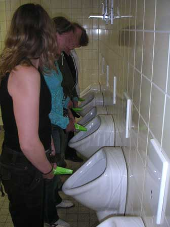 help with female urination when standing - English Forum Switzerland