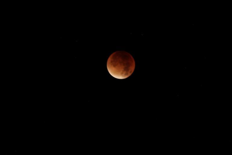 blood moon eclipse oklahoma - photo #36