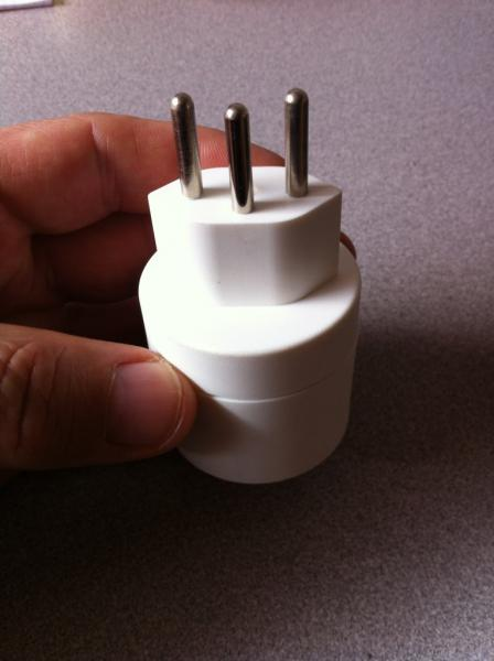 Where to find a plug in adaptor english forum switzerland for Migros brico