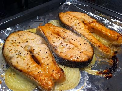 Fish recipes fun4all for Best fish marinade