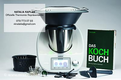 Thermomix switzerland