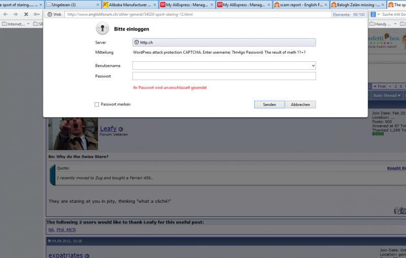 Scam Forum