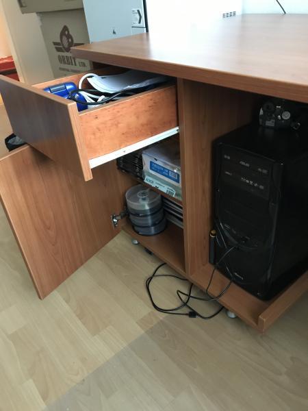 Big Pc Desk Rack Mount Desk