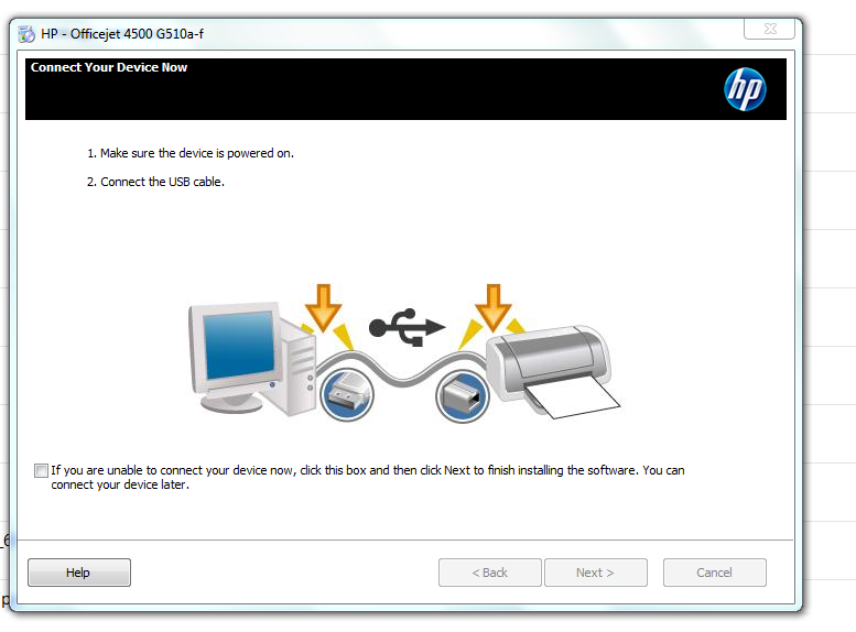 How to install driver for printer