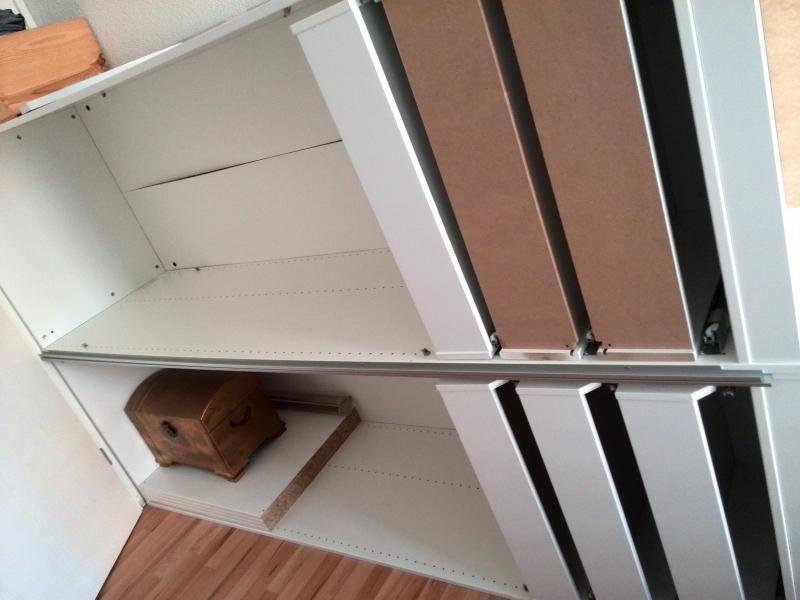 I need to shorten Ikea wardrobe/possible? - English Forum Switzerland