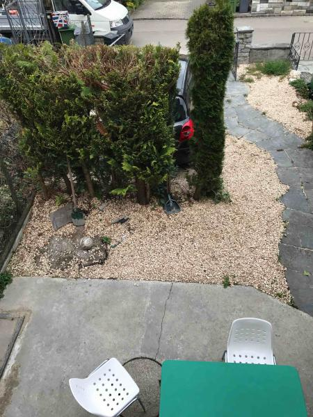 Front garden refurbishment questions / ideas - English ...