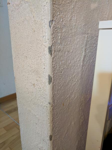 How to fix hole and dent on the wall English Forum Switzerland