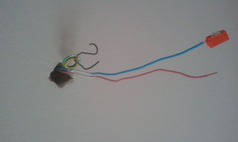 Remarkable Ceiling Light Wire Colours English Forum Switzerland Wiring Digital Resources Remcakbiperorg