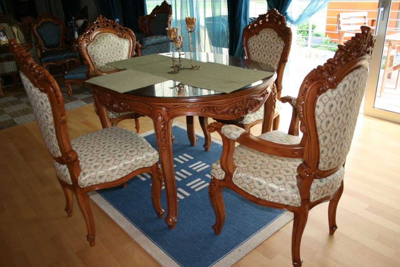 Where to buy traditional wooden furniture english forum for Traditional wooden kitchen chairs