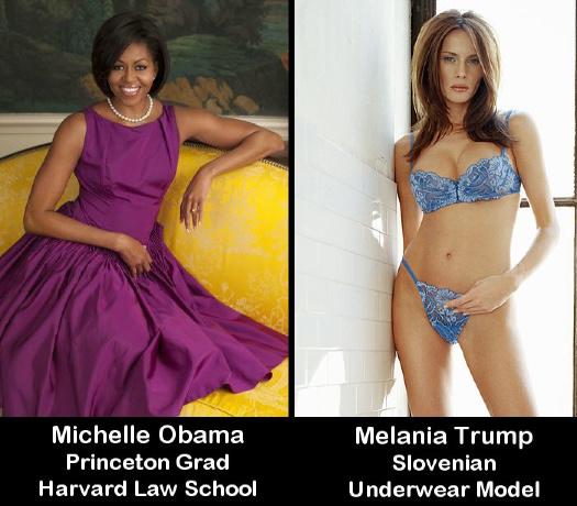 Name:  michelle versus melania.jpg Views: 65 Size:  108.8 KB