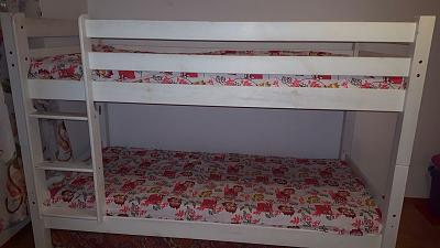 For sale kids bunk bed 200 chf english forum switzerland for Bunk beds for sale under 200