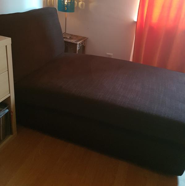 Ikea kivik lounge chaise english forum switzerland - Chaise bar pliante ikea ...