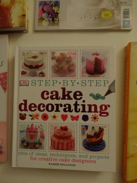 Cake Decor Books : Cooking and cake decorating books - English Forum Switzerland