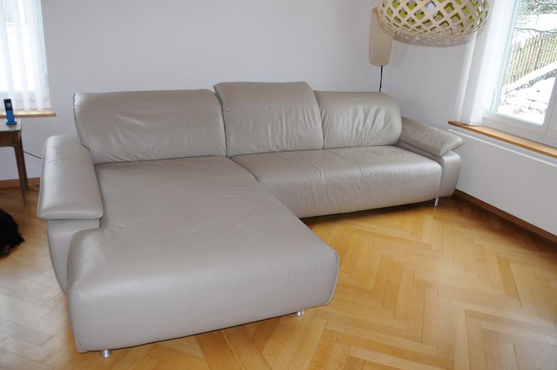 colored leather sofas. Putty-coloured-leather-sofa-sale_like-new_2-5-years- Colored Leather Sofas