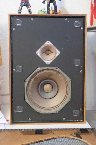 2x Vintage Sonex Bookshelf Speakers Sale 8050 Zurich