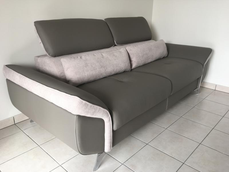 For Sale New Leather Sofa Bed Near Geneva 999chf