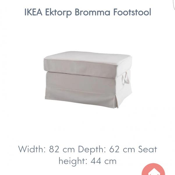 250chf 3 Seater Sofa Bed Ektorp Ikea Discontinued