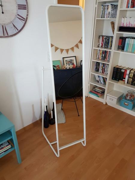 Ikea knapper stand mirror english forum switzerland for Ikea stand miroir