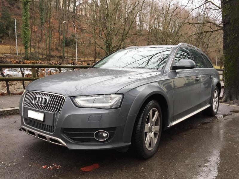 Vaud: Audi A4 Allroad 2 0 TFSI For Sale - English Forum