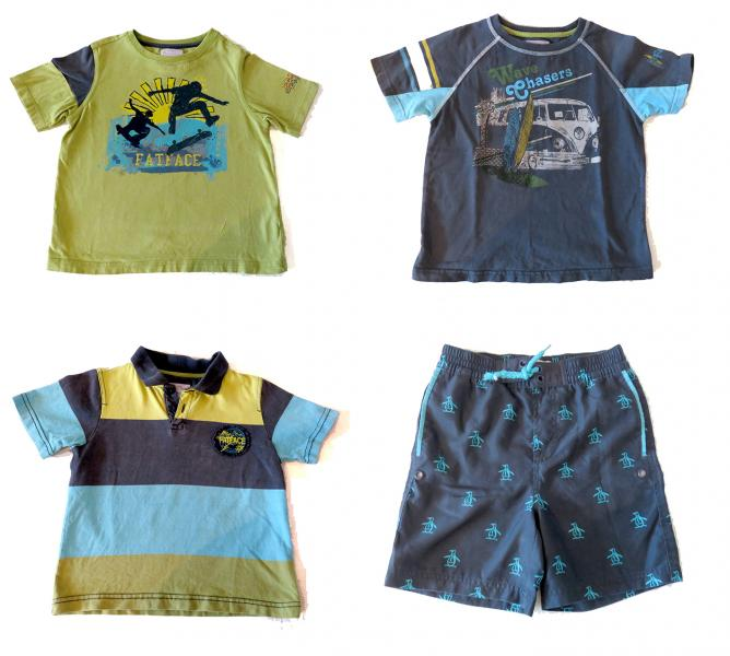 Boys Bundle 5 Years Uk Brands M S Fatface English