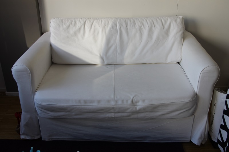 Ikea Couch Bed Sofa And Shelf Zurich Hardbrucke