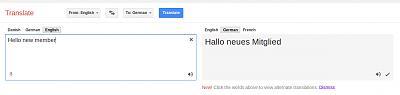 Meet english speaking singles in Germany