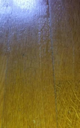Removing Tape Glue Traces Wooden Floor Img 0649 Jpg