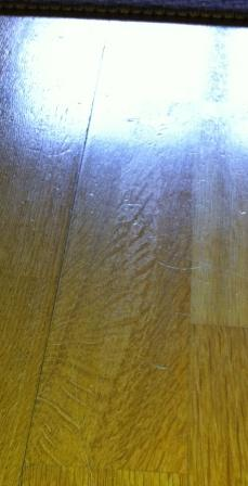 Removing Tape Glue Traces On Wooden, How To Remove Sticky Tape Residue From Laminate Flooring