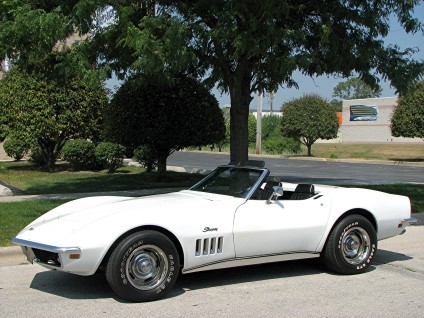 Corvette Stingray  on Classic Cars 10648460 1969 Chevrolet Corvette Convertible Stingray Jpg