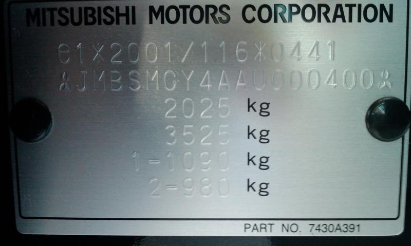 Importing Of A Uk Car Which Is Grey Import From Japan English Rhenglishforumch: Mitsubishi Lancer Vin Location At Gmaili.net