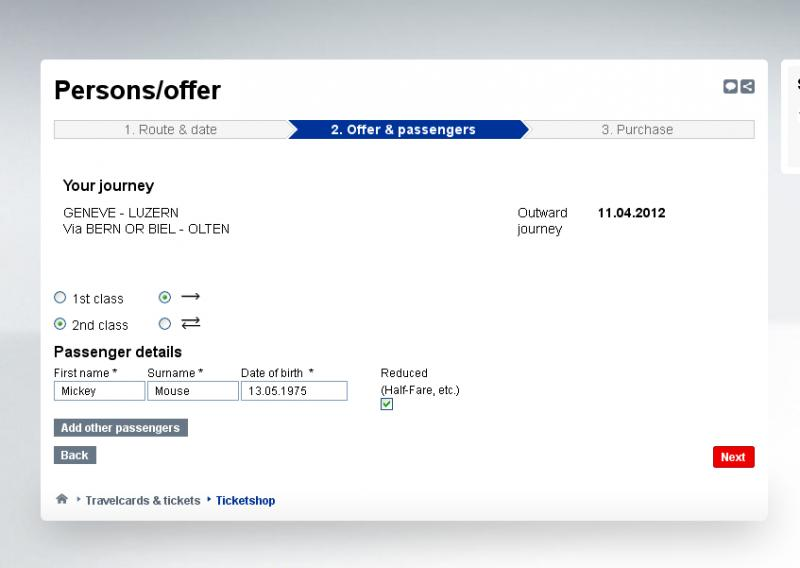Buying online e ticket on sbb website english forum for Websites to buy from