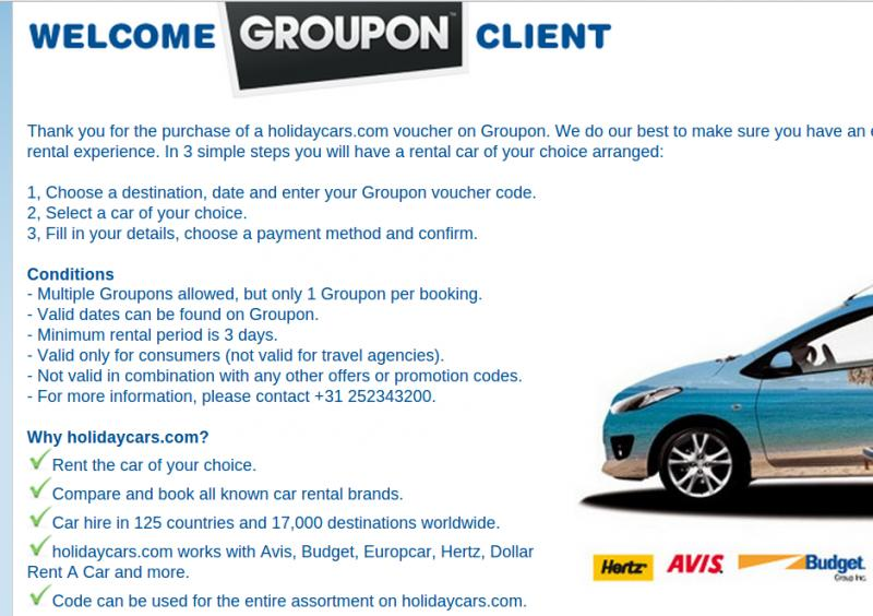 Printable Coupons For Budget Rental Cars