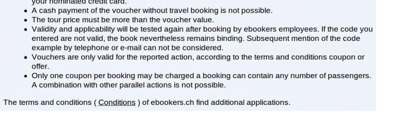 ebookers.ch promo code
