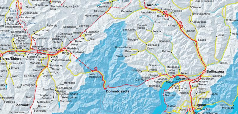 Information for travel and holidays in Ticino  ticinoch