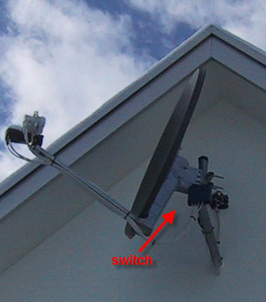satellite dish installation guide pdf