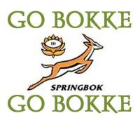 For all South Africans, friends of South Africans or people who just love South Africa.